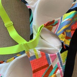 New! Victoria's Secret VSX athletic sports bra 32C